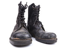 Pair of Boots Royalty Free Stock Image