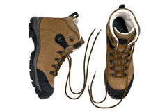 Pair of boots Stock Image