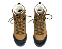 Pair of boots Royalty Free Stock Photography