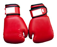 Pair of Boxing Gloves Stock Photography