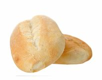 A pair of bread Royalty Free Stock Photography