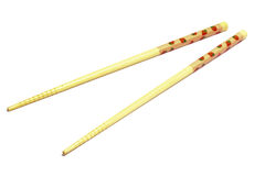 Pair of chopsticks Stock Images