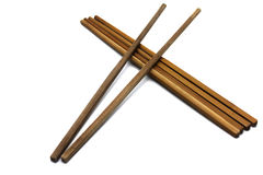 A pair of Chopsticks Royalty Free Stock Photography