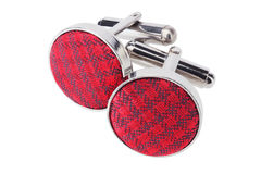 Pair Of Cuff Links Stock Photos