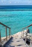 Pair des Caraïbes Photographie stock libre de droits