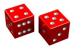 Pair of dice - Nine Stock Photos