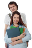 Pair Education Stock Photography