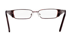A  pair of eye glasses Royalty Free Stock Photos