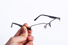 Pair of Eyeglasses Stock Photography