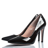 Pair of female high heel shoes Royalty Free Stock Photo
