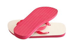 Pair of flip-flops Royalty Free Stock Photography