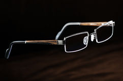 Pair of glasses Royalty Free Stock Photo