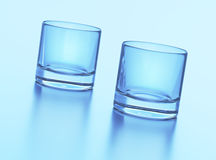Pair of Glasses Royalty Free Stock Photography