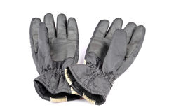 Pair of gloves Royalty Free Stock Image