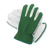 Pair of gloves Stock Photos