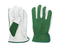 Pair of gloves Stock Image