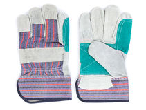 Pair of gloves Royalty Free Stock Photo
