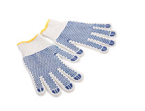 Pair of gloves. Stock Photo