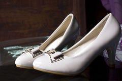 a pair high heels Stock Photo