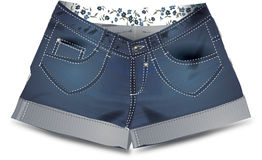 Pair of jeans Stock Photo
