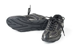 A pair jogging shoes Royalty Free Stock Image