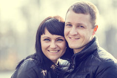 Pair of lovers Stock Photography