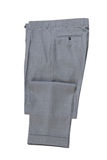 Pair of male trousers. Is on white Royalty Free Stock Photos