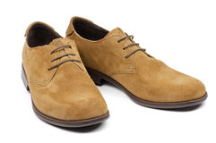 Pair of Men's Shoes stock image