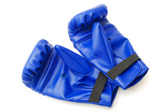 Free Pair Of Boxing Gloves Royalty Free Stock Image - 11304156
