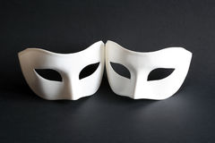 Pair Of Masks Royalty Free Stock Photo