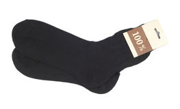 Pair Of Socks Royalty Free Stock Images