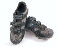 Free Pair Of Sport Shoes On White Stock Photography - 7348792