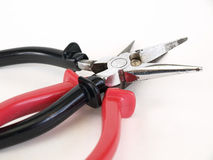 Pair of Pliers Stock Image