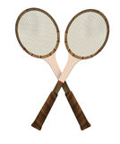 Pair of Racquets Royalty Free Stock Photo