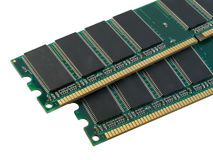 Pair of RAM Stock Photos