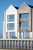 Pair of River side flats Stock Photography