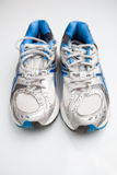 Pair of running shoes Stock Image