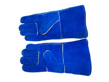 Pair of safety gloves Royalty Free Stock Image