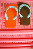 A pair of sandals Stock Image