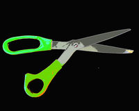 A Pair of scissors 2 royalty free stock photography