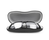Pair of shade glasses isolated Royalty Free Stock Photos
