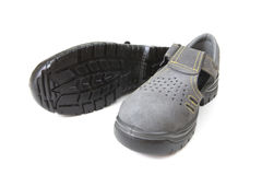 Pair of shoes Royalty Free Stock Images