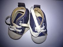 A pair of shoes royalty free stock photography