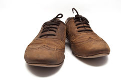 Pair of shoes Royalty Free Stock Photography