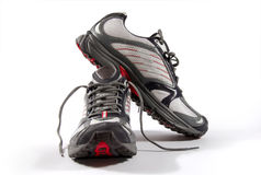 A pair of shoes Royalty Free Stock Images