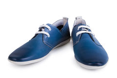 Pair of shoes for men Stock Image