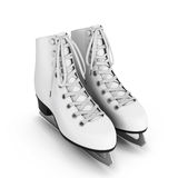 Pair of skates Stock Images