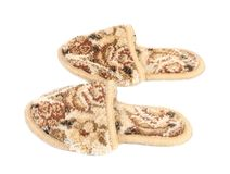 Pair of slippers. Stock Photography