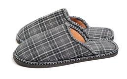 Pair of slippers Stock Photo