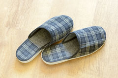 Pair of Slippers Stock Image